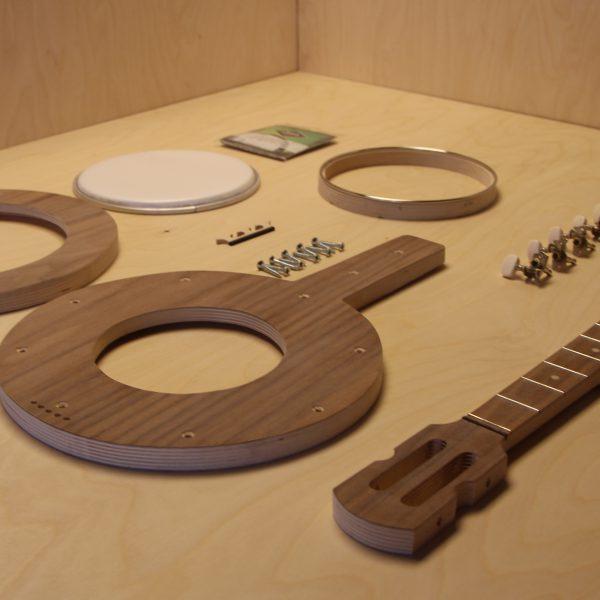 DIY Banjo Kit (Full Overlay)