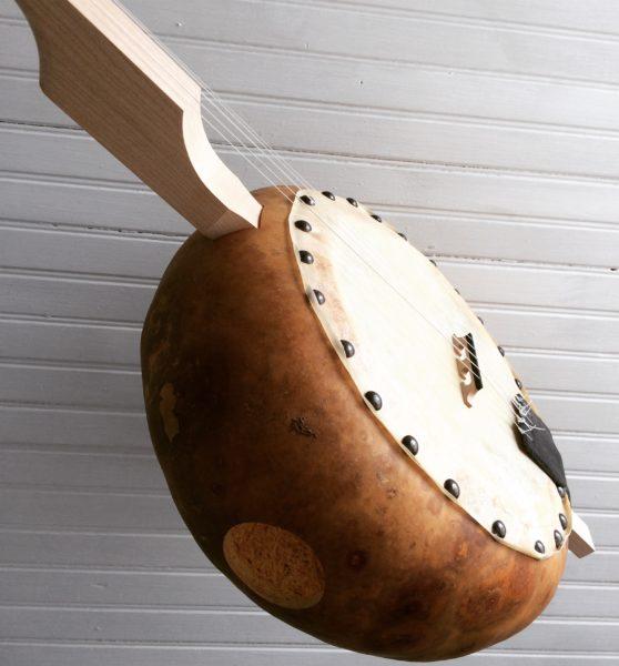 Gourd Banjo #679
